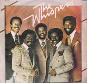 THE WHISPERS - THE WHISPERS (1979)