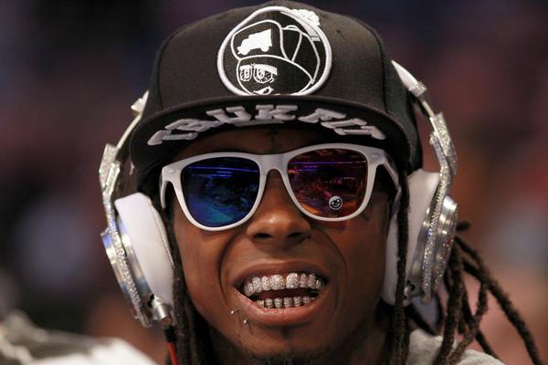 Lil Wayne w Headphones